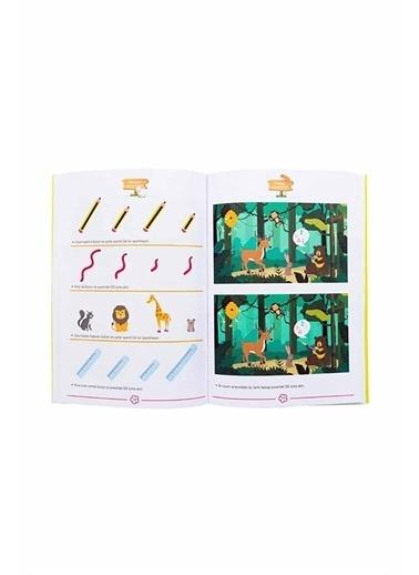 Staresso Eolo 21 X 29,7 Cm 48 Sayfa 4+ Yaş Için Zihinsel Gelişim Etkinlikleri 1 Çocuk Kitabı Renkli